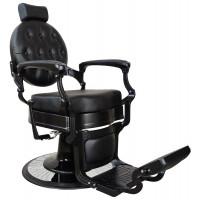 Барбер кресло Titan Vintage black 2